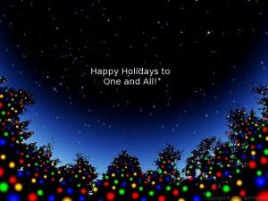christmas_tree_lights_silhouette_star_sky